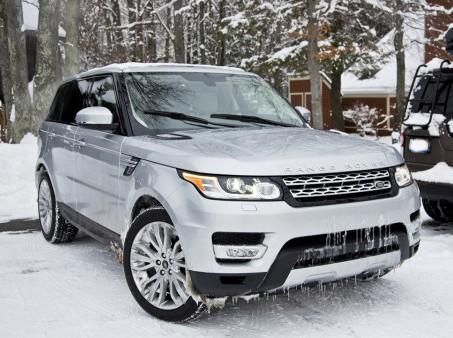 Speciale suv aspettando la neve il garage di fabrizio for Garage range rover la rochelle