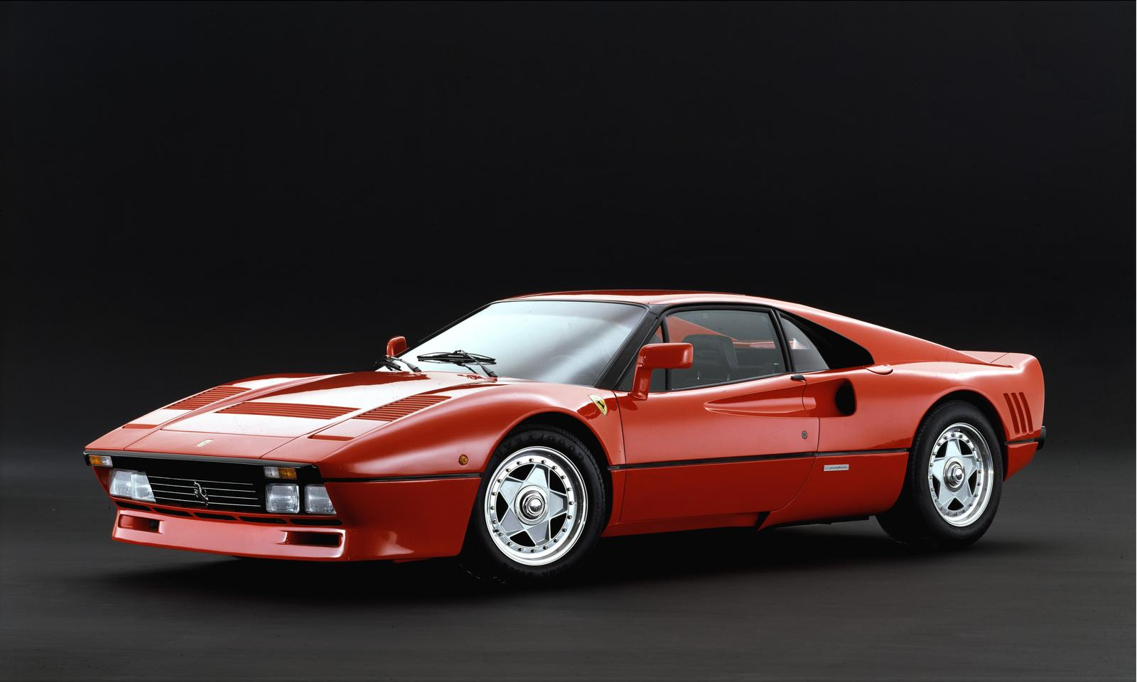 Image result for Ferrari 288 GTO
